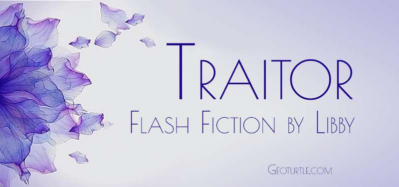 Traitor flash fiction by libby